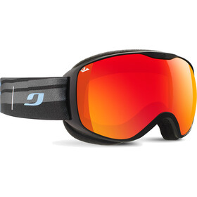 Julbo Pioneer Goggles, black/orange/multilayer fire